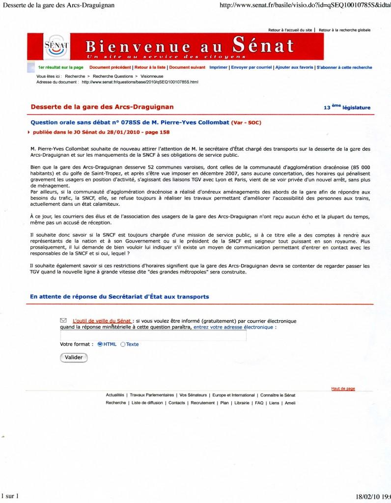 desserte-de-la-gare-les-arcs-draguignan-question-orale-de-monsieur-pierre-yves-collombat-senateur-du-var
