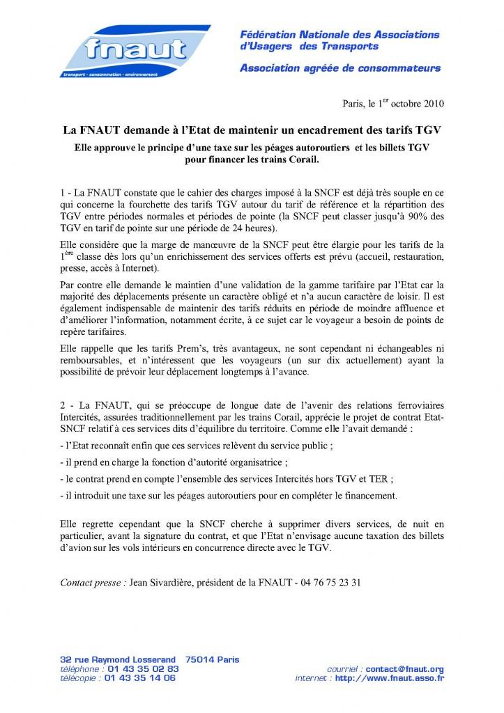 tarifs-tgv-communique-fnaut-1-oct-2010