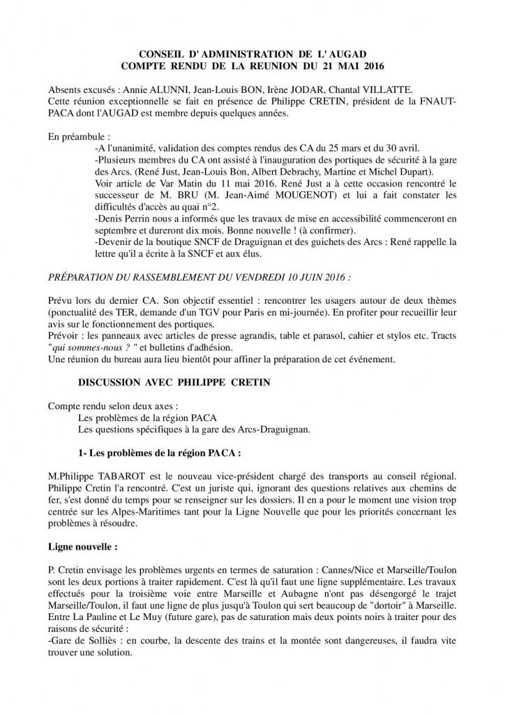 b60521 CR CA 21 mai 2016 1